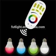 wifi led bulbs color changing 2 4g rf t10 led light bulb dimmable