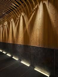 100 Bamboo Walls Modernrestaurantbamboowallscurvedarch04021914105 CONTEMPORIST
