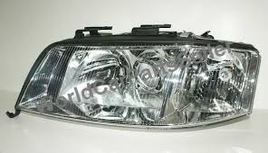 Depo Auto Lamp Philippines by Audi A6 C5 Sedan Wagon Headlight Lamp Left Driver Side Depo Clear