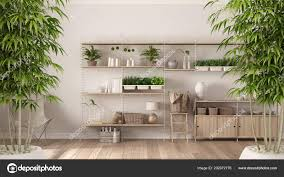 100 Zen Interior Design Potted Bamboo Plant Natural