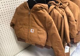 104 Carhart On Sale T Coats Line
