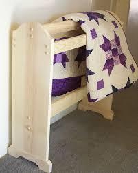 7 best quilt racks images on pinterest quilt racks wood working