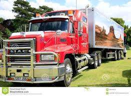 100 Big Mack Truck Haulage And Trailer Editorial Image Image Of Carry