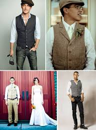 Rustic Chic Wedding Dress Code Help With Creative Grooms Men Attire Weddingbee