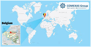 100 Where Is Antwerp Located COMEXAS Group Belgium Project Cargo Weekly
