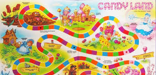 Candy Land Game Mistake