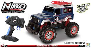 Nikko RC 1 16 Land Rover Defender (6058881)   Argos Price Tracker ... Nikko Jeep Wrangler 110 Scale Rc Truck 27mhz With Transmitter Vintage Nikko Collection Toyota Radio Shack Youtube Off Road Buy Remote Control Cars Vehicles Lazadasg More Images Of Transformers 4 Age Exnction Line Cheap Rc Find Deals On Line At Alibacom Toy State 94497 Elite Trucks Ford F150 Raptor Vehicle Ebay Chevrolet 4x4 Truck Evo Proline Svt Shop For Title Ranger Toys Instore And Online