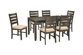 Rokane Dining Room Table And Chairs (Set Of 7) | Ashley ... Hot Item Whosale Antique Style Oak Wood Rattan Cross Back Chair X Ding Chairs Knoxville Fniture Buy Kitchen Room Sets Online At Overstock Our Minimalist Wooden Manufacturers Louis Table With Ding Table Set 24x38 Rectangle And 4pcs Chair Outdoor Indoor Dning Room Fniture Rattan Design Sunrise 24 X38 Direct Wicker 6 Seat Rectangular Gas Fire Pit With Eton 1 Box Carton 16 Cheap Websites Usaukchicanada Black Round Marble Dh1424 Tableitalian Table120cm Top