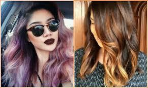 Hair Color Trends 2017 For Spring Summer Season Trendy Girl