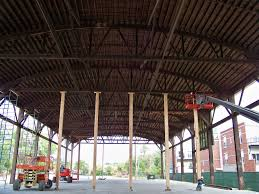 100 Bowstring Roof Truss Truss Repair By Wooden Structures Inc