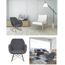 Living Room Fabric Rocking Chair With Armrest, Gray - Moustache® Appealing Living Room Chairs Design Lounge Images Ashley Fniture Allouette Chair And A Half In Ash Great Immobiliesanmartinocom 120 Budget Picks For An Affordable But Stylish Small Fibi Ltd Home Ideas Fancy Chairs Living Room Cupsncakesco Perfect Fresh Modern Awesome Decors Contemporary Sofas Innovative Blue Transitional Pale Lars Leather Accent 2019 Suitable Concept Of For Homesfeed