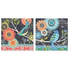 Bed Bath And Beyond Decorative Wall Art by Buy Bird Wall Decor From Bed Bath U0026 Beyond