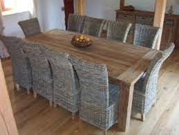 Astonishing Large Rustic Dining Room Tables 68 With Additional Chair Seat Covers