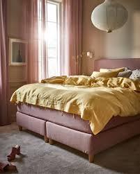 inspiration für ein schlafzimmer in braun rosa sovrum