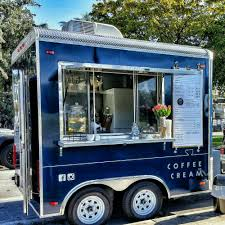 COFFEE & CREAM - Miami Food Trucks - Roaming Hunger
