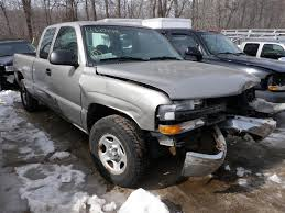 2001 Chevrolet Silverado 1500 Ext. Cab Quality Used OEM Replacement ...