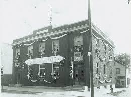 Alexandria tario s two post office buildings