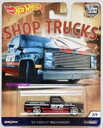 100 The Car And Truck Shop HOT WHEELS 2018 CAR CULTURE SHOP TRUCKS 83 CHEVY SILVERADO 35