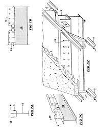 Floor Joist Span Tables by Brevet Us7562500 Composite Steel Joist Composite Beam Floor