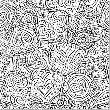 Doodle Coloring Pages To Download And Print For Free