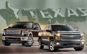 Texas-Edition Trucks: All The Lone Star Half-Tons North Of The Rio ...
