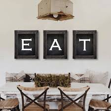 Dining Room Wall Art Farmhouse Sign Kitchen Prints 811