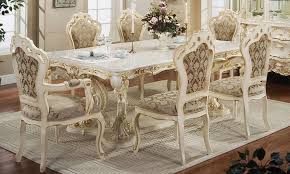 French Provincial Dining Room Furniture Marvelous White