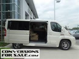 2015 RAM ProMaster 1500 Sherrod Conversion Van