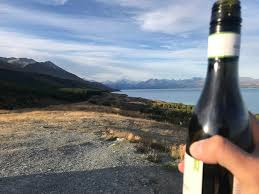 Alewerks Pumpkin Ale Ibu by Beer In The Mountains Mount Cook New Zealand Beer With A View