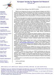 ESPCR blog  ESPCR members