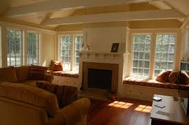 fireplace windows swapping windows and adding built ins possible