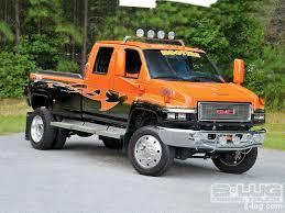 100 Top Kick Truck 2008 GMC Kick 4500 GMs Ultimate BadBoy Pickup Photo Image