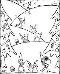 Family Tree Coloring Pages Printable Plus Winter Tree Coloring Page Winter Gnome Family Coloring Pages Gnomes Page A Tree Holidays Winter Tree Coloring