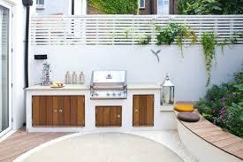 cuisine exterieure moderne cuisine exterieure moderne barbecue fixe cuisine exterieure ete