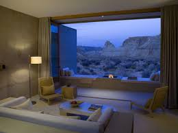 100 Amangiri Resort Canyon Point Utah Taking In The View At The 2200 X