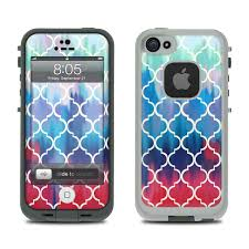 Lifeproof iPhone 5 Case Skin Daze by Brooke Boothe