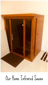 infrared sauna benefits and why we bought one for our home
