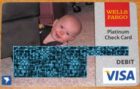 Customize Your Wells Fargo Check Card Any Way You Want