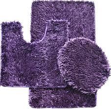 Walmart Purple Bathroom Sets by Purple Bathroom Sets Walmart Clear Poly Resin Bath Accessory