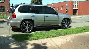 2007 Envoy With 22