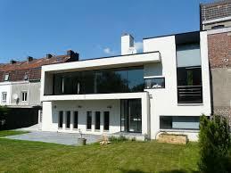 exemple photo de maison de ville moderne