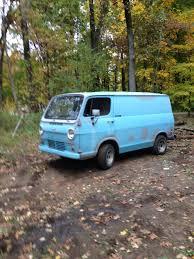 100 Chevy Box Truck My 1960 Chevy Van Hippie Van Chevrolet