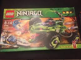 100 Fangpyre Truck Ambush LEGO Ninjago 9445 1864287665