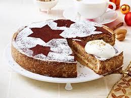 weihnachtskuchen für die festliche kaffeetafel lecker