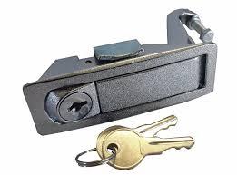 Peterbilt Latch Lock Kit - Battery Box - Tool Box - C233213 | EBay