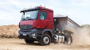 100 Huge Trucks Mercedes Shows Cool Unimogs And Huge Trucks Braqq