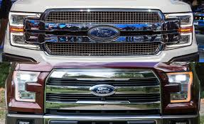 Ford F-150 2018 Vs 2017 - Here's What's New On The 2018 Ford F-150