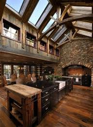 GL Ive Decided That I Would Really Like This Only With A Rustic Kitchen DecorRustic KitchensKitchen DesignsKitchen IdeasKitchen Room
