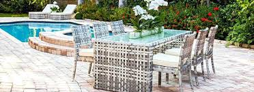 Modern Patio Table Outdoor Furniture Store In Fort Fl