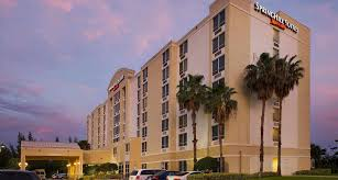 SpringHill Suites Miami Airport South Miami Hotels Florida